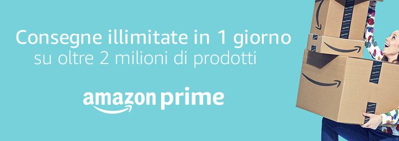 Tutti i vantaggi degli abbonamenti Amazon