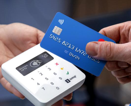 Utilizzare SUMUP per accettare pagamenti con carte di credito di debito e carta reddito di cittadinanza